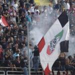 Foggia-Pescara: uno striscione fa salire la tensione