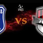 Paganese-Foggia 1-1 fine primo tempo