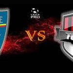 Lega Pro Lecce-Foggia 0-0. Tante emozioni ma reti inviolate