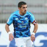 H.Verona-Foggia 1-1 fine primo tempo