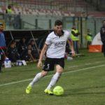 Foggia-Melfi 1-0 fine primo tempo