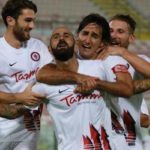 Foggia-Cesena 2-1 finale