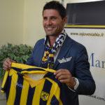 Juve Stabia - Fontana: «Siamo molto carichi e pronti a dare filo da torcere al Foggia»