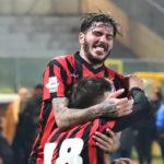 Melfi-Foggia 1-3 finale