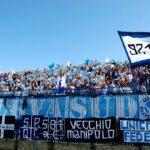 Akragas-Foggia 0-0 fine primo tempo