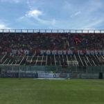 """Foggia, la Curva Sud: """"Coloriamo la città di rossonero"""""""