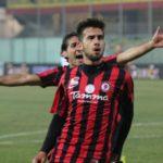 Foggia-Lecce 1-0:fine primo tempo