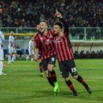 """Foggia, Agazzi: """"Amarezza per il derby. Ora vinciamo in casa"""""""