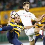 Foggia, Empereur vicino all'Hellas Verona