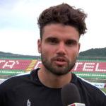 """Foggia, Beretta: """"Con Mazzeo mi trovo benissimo, importante vincere con la Ternana"""""""