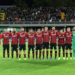 Foggia-Avellino:1-1 fine primo tempo