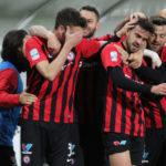 Foggia-Salernitana 1-0:finale