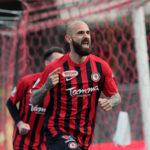 Foggia-Cittadella 1-1:finale