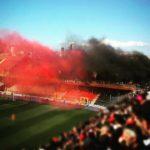 Frosinone-Foggia 2-2:Satanelli orgoglio di un intera città