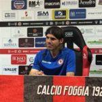"""Foggia, mister Cau: """"Tre punti fondamentali, ma guardiamo a Domenica"""""""