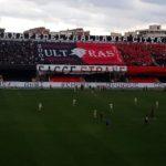 Agropoli-Foggia 0-0:fine primo tempo