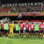 Nardò-Foggia 0-1:finale