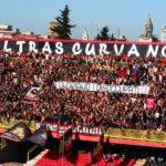 Foggia-Nocerina 0-0:fine primo tempo